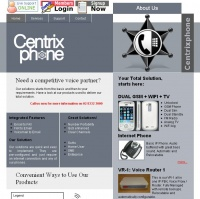 CentrixPhone - VoIP Business Service Provider